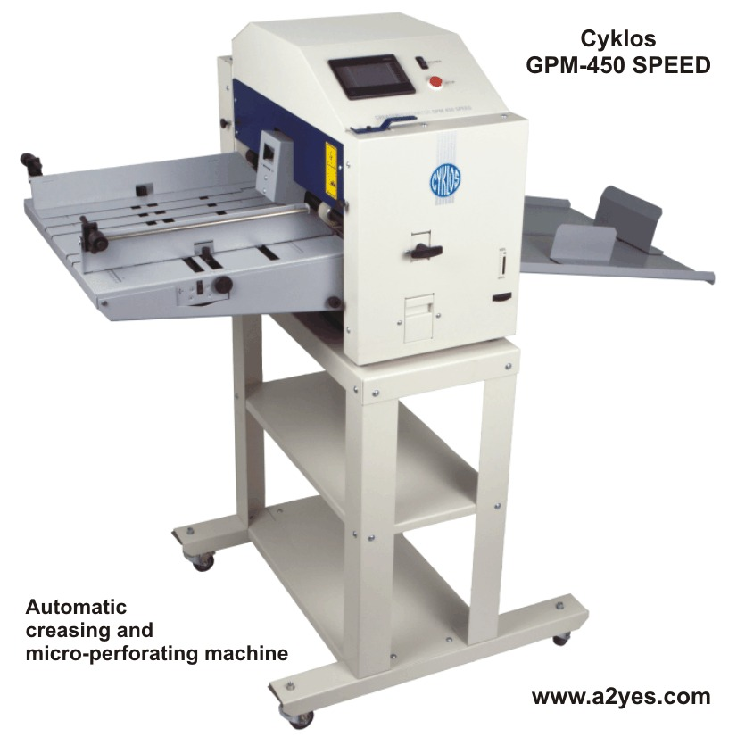 Used Creasing And Perforating Machine for sale - Machineseeker