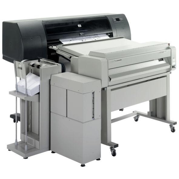 hp folding machine