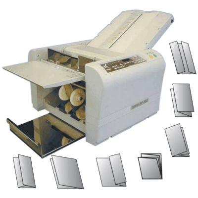 Superfax Pf 250 Automatic Paper Folding Machine Office
